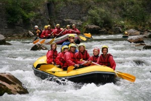 SPORT Canyoning Val Abondance