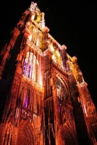 Illuminations de la Cathédrale  (1)