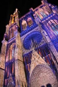 Illuminations de la Cathédrale  (4)