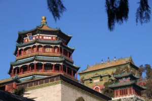 Chine Pékin Palais d'été