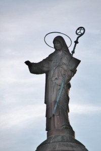 ALSACE Mont St Odile