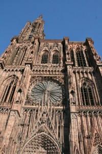 Strasbourg Cathédrale détails externes  (1)