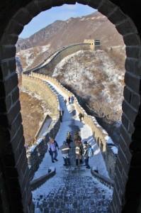 Chine la Grande Muraille