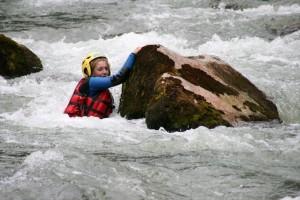 Sport sauvetage hydrospeed val d'Abondance